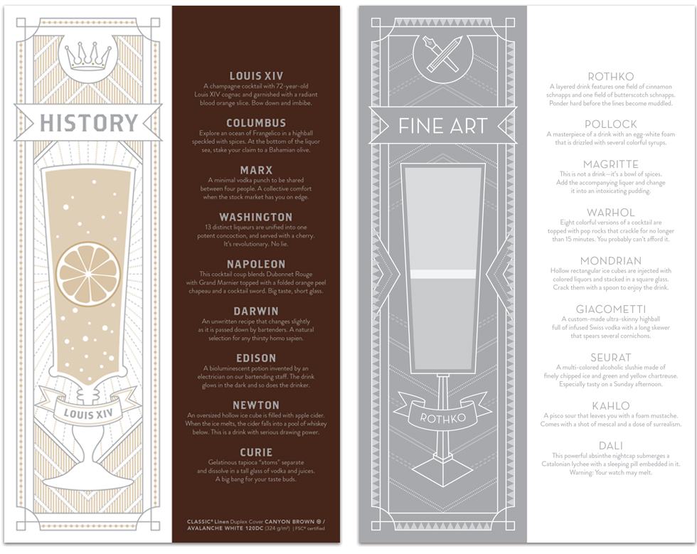 restaurant menu design essay How to create a winning restaurant business plan joe erickson hard work these may be more important to a successful opening than menu design or table and chair.